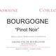 Wine Domaine Coillot Pere et Fils Bourgogne Rouge 2016