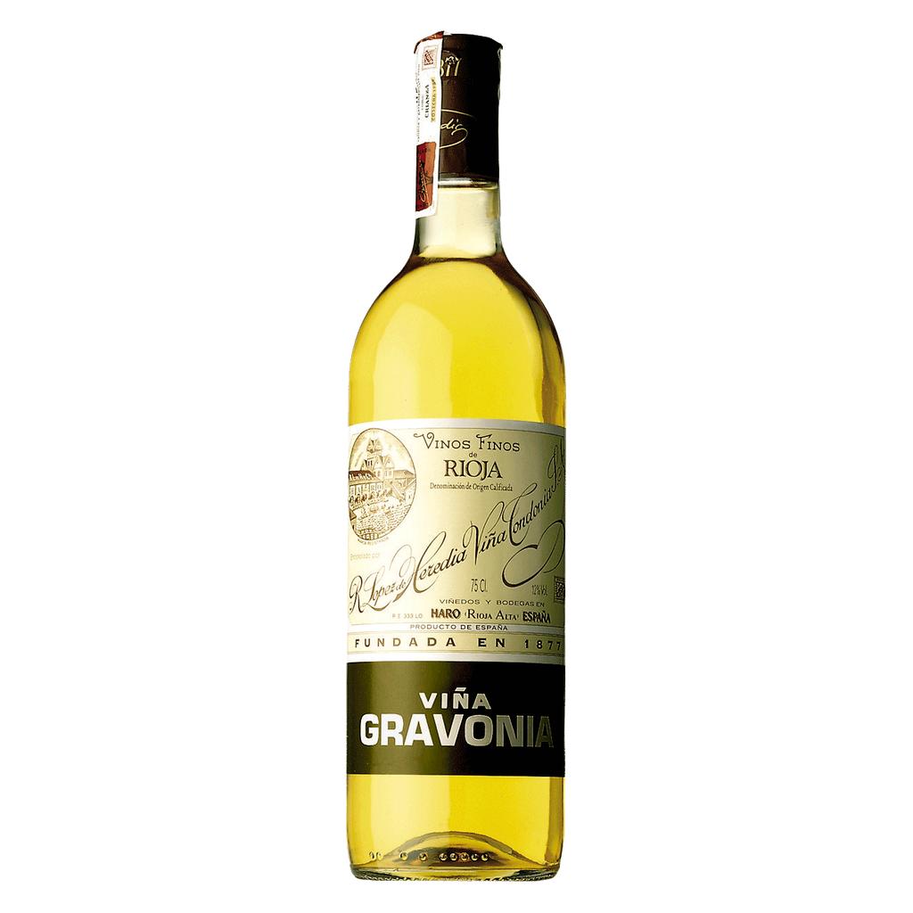 Wine Lopez de Heredia Rioja Gravonia Crianza White 2009
