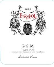 Wine Lavau GSM Envy Fol 2015