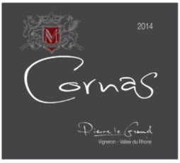 Wine Pierre le Grand Cornas 2015