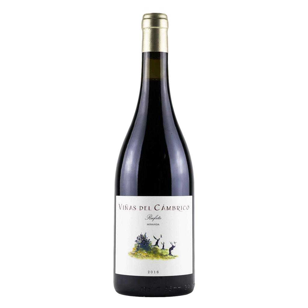 Wine Vinas del Cambrico Rufete Miranda 2016
