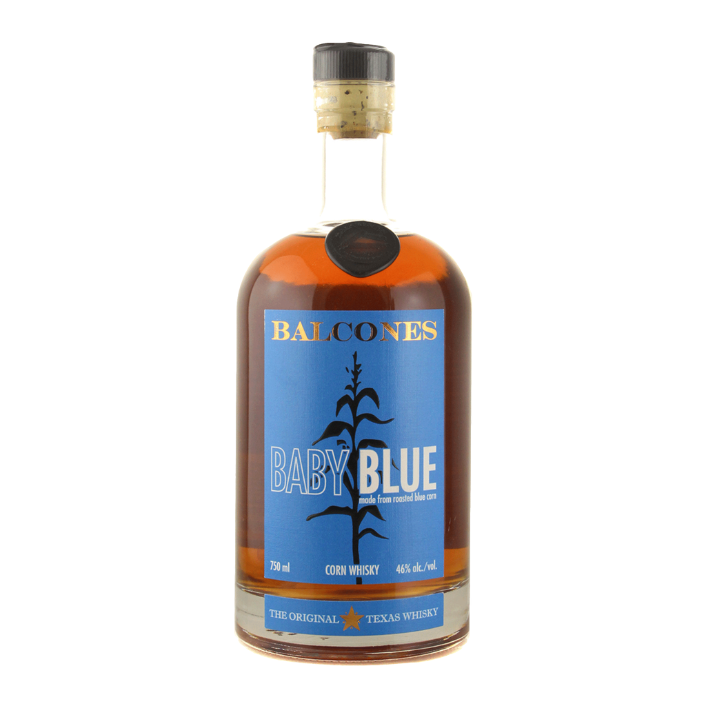 Spirits Balcones Whisky Baby Blue