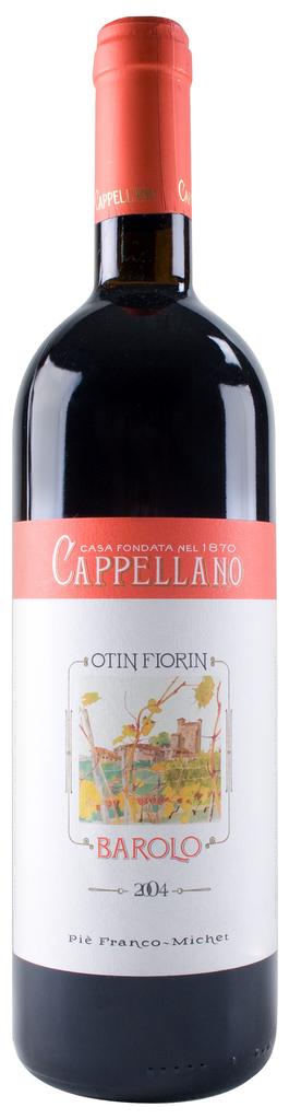 Wine Cappellano Barolo Pie Franco Michet 2004