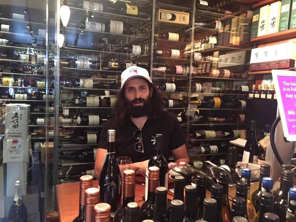 Wine M Sokolin Sierra de Salamanca Rufete Vol 2 Edicion Limitada 2015
