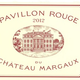 Wine Pavillon Rouge du Chateau Margaux 2011