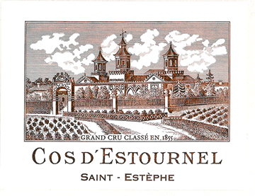 Wine Chateau Cos d'Estournel 2000