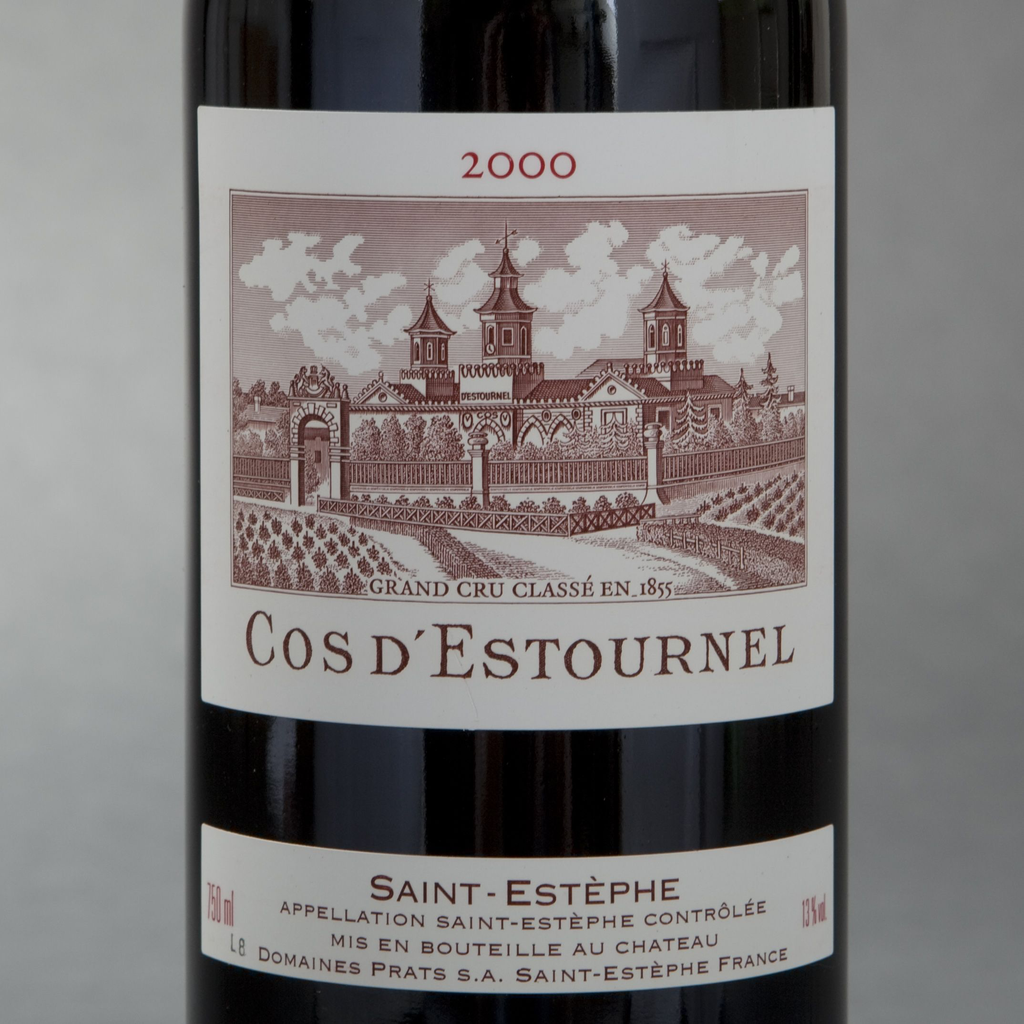 Wine Cos d'Estournel 2000