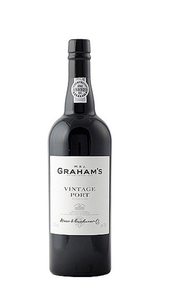 Wine Graham's Port 1963 375ml