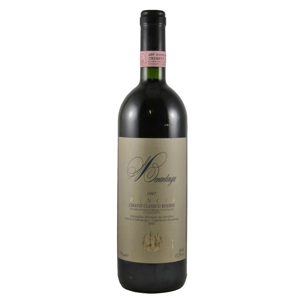 Wine Felsina Chianti Classico Riserva Rancia 1997