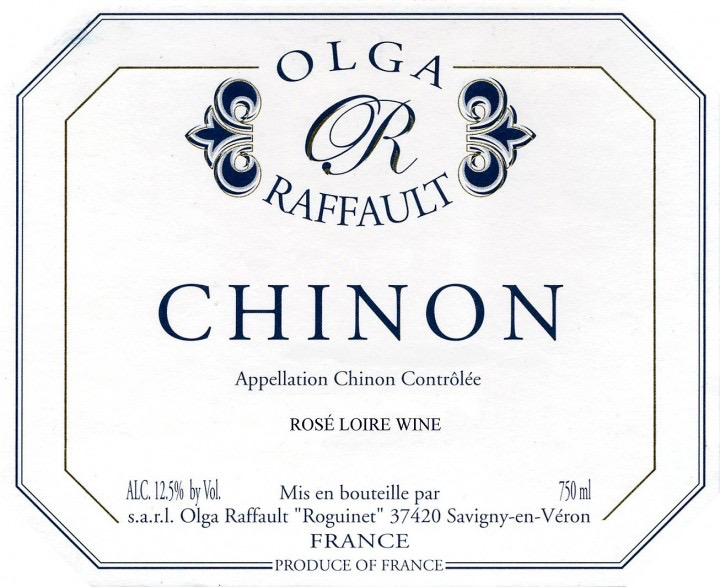 Wine Olga Raffault Chinon Rose 2018 1.5L