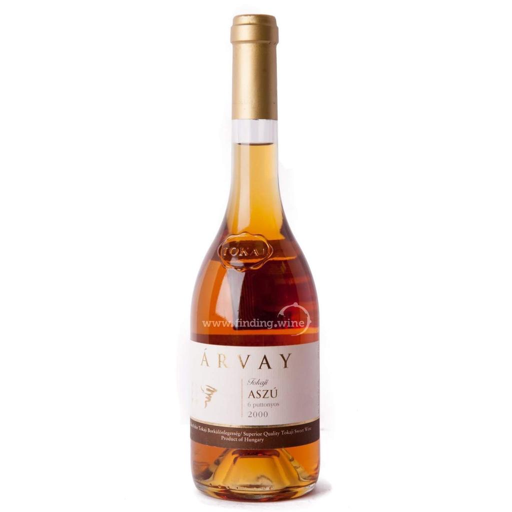 Wine Arvay Tokaji Aszu 6 Puttonyos 500ml