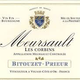 Wine Bitouzet Prieur Meursault Les Corbins 2015
