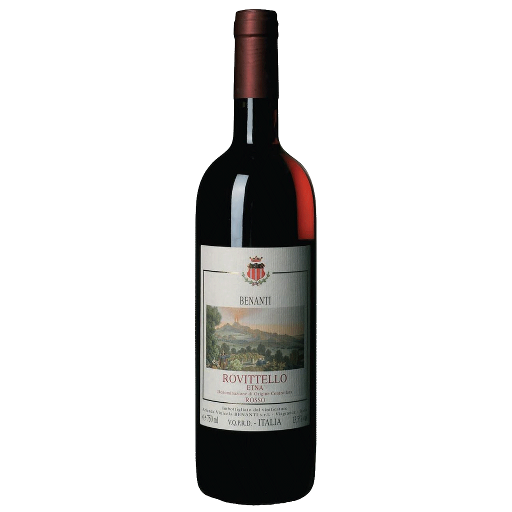 Wine Benanti Rovittello Etna Rosso 2002
