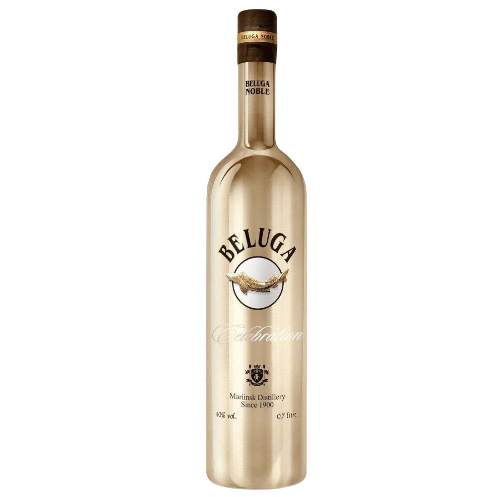Spirits Beluga Vodka Celebration