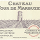Wine Chateau Tour de Marbuzet 2015