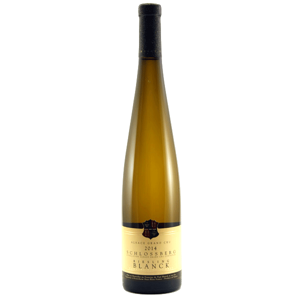 Wine Domaine Paul Blanck Grand Cru Riesling Schlossberg 2015