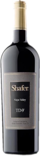 Wine Shafer Vineyards Napa Valley TD-9 2016