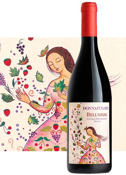 Wine Donnafugata Vittoria Frappato Bell'Assai 2017