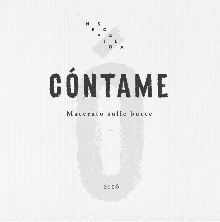Wine Nevio Scala Contame Macerato Sulle Bucce 2016