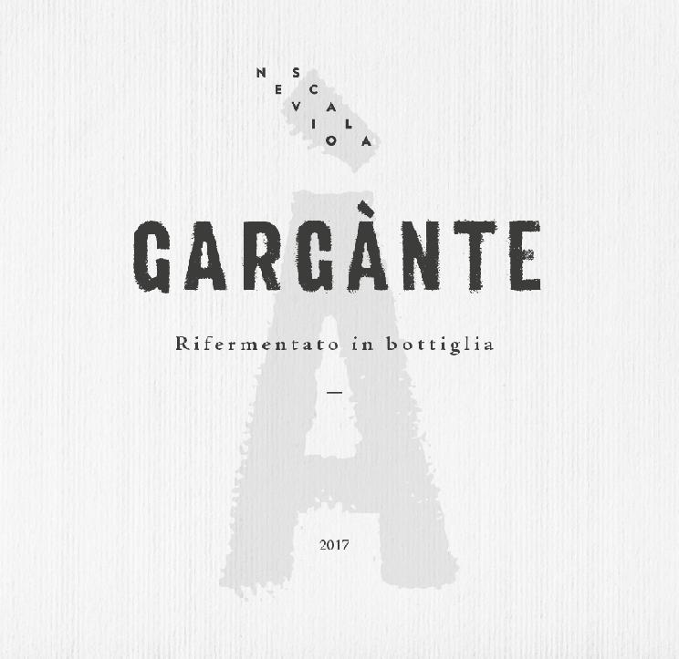 Sparkling Nevio Scala Gargante Pet-Nat 2017