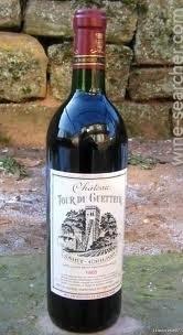 Wine CHATEAU TOUR DU GUETTEUR 1989