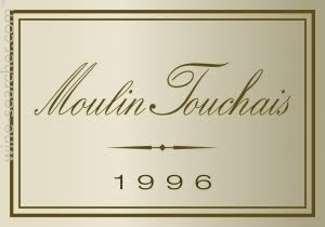 Wine MOULIN TOUCHAIS COTEAUX DU LAYON 1989 √