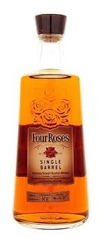 Spirits Four Roses Single Barrel Bourbon