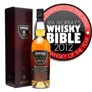 Spirits Powers Irish Whiskey 12 Year John's Lane Release