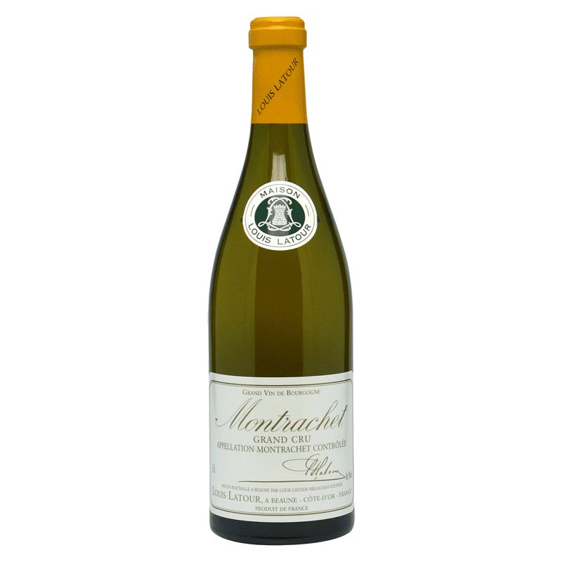 Wine Louis Latour Montrachet Grand Cru 2009