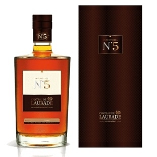 Spirits Chateau de Laubade Intemporel No 5 Armagnac