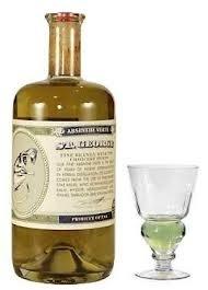 Spirits St. George Absinthe Verte 200ML