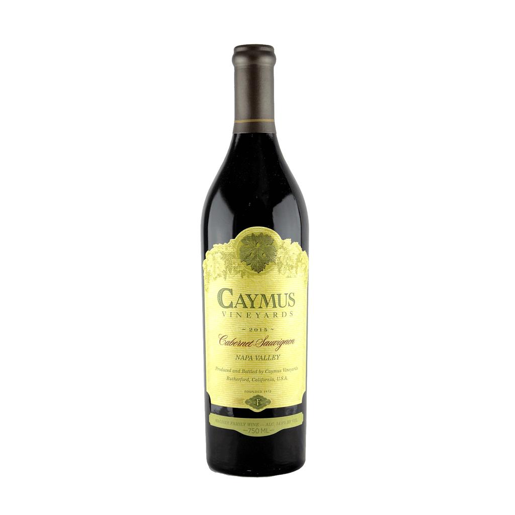 Wine Caymus Cabernet Sauvignon Napa Valley 2018