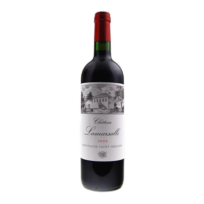 Wine Chateau Lamarsalle Montagne Saint-Emilion 2016