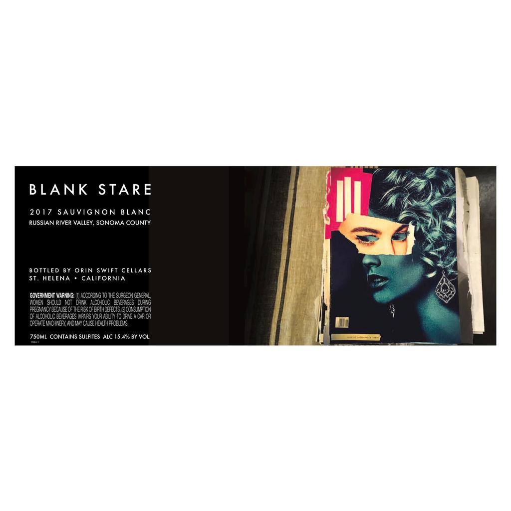 Wine Orin Swift Blank Stare 2017