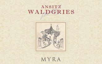 Wine Ansitz Waldgries Alto Adige Sudtirol Myra 2015
