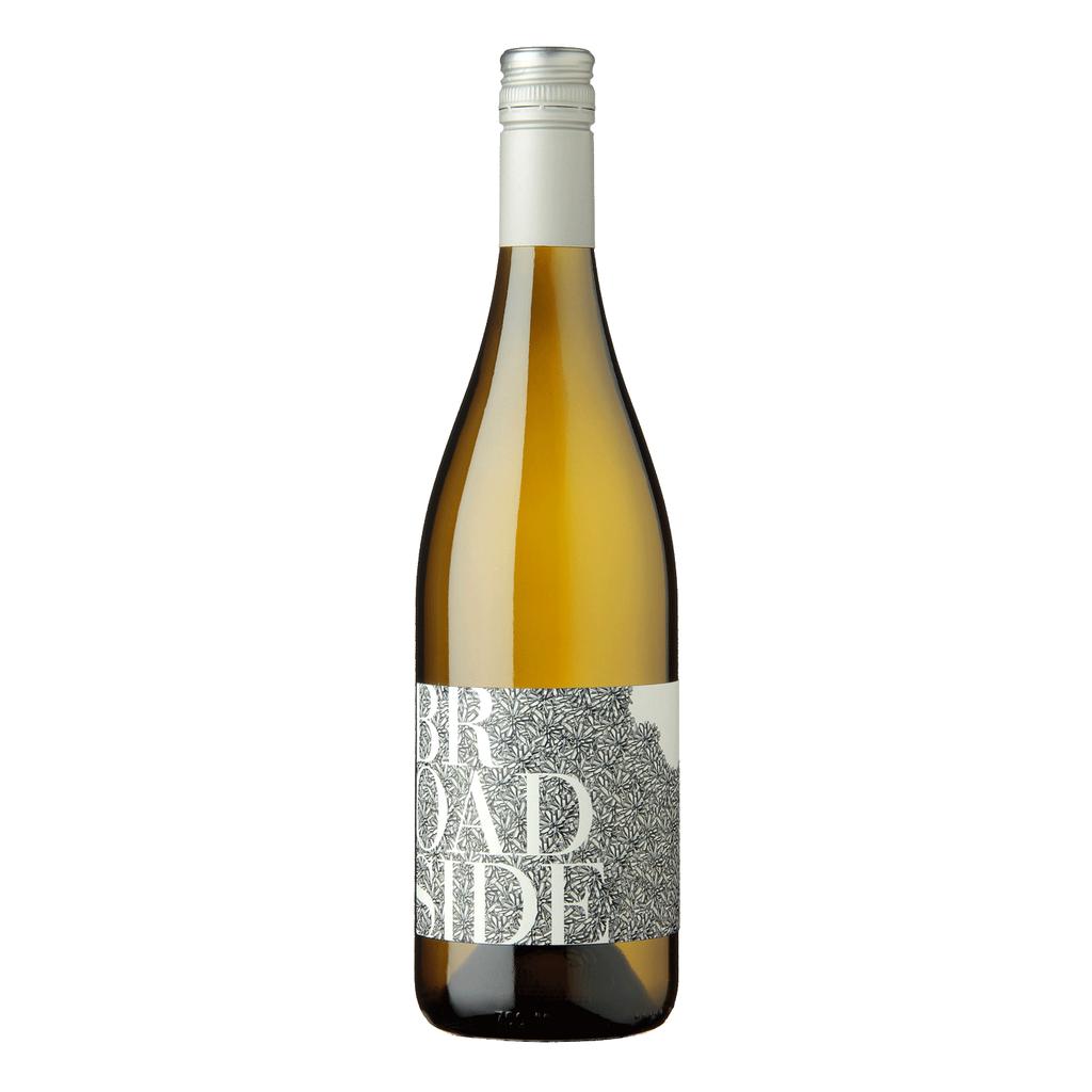 Wine Broadside Edna Valley Chardonnay Wild Ferment 2017