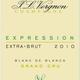 Sparkling J L Vergnon Champagne Grand Cru Blanc de Blancs Extra Brut Expression 2010