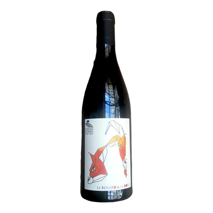 Wine Les Deplaudes de Tartaras Collines Rhodaniennes Le Renard & Le Bouc 2017