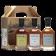 Wine Koval Combo Pack Single Barrel Whiskey (Bourbon, Rye, Four Grain) 3pack 200ml