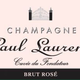 Sparkling Paul Laurent Rose Champagne