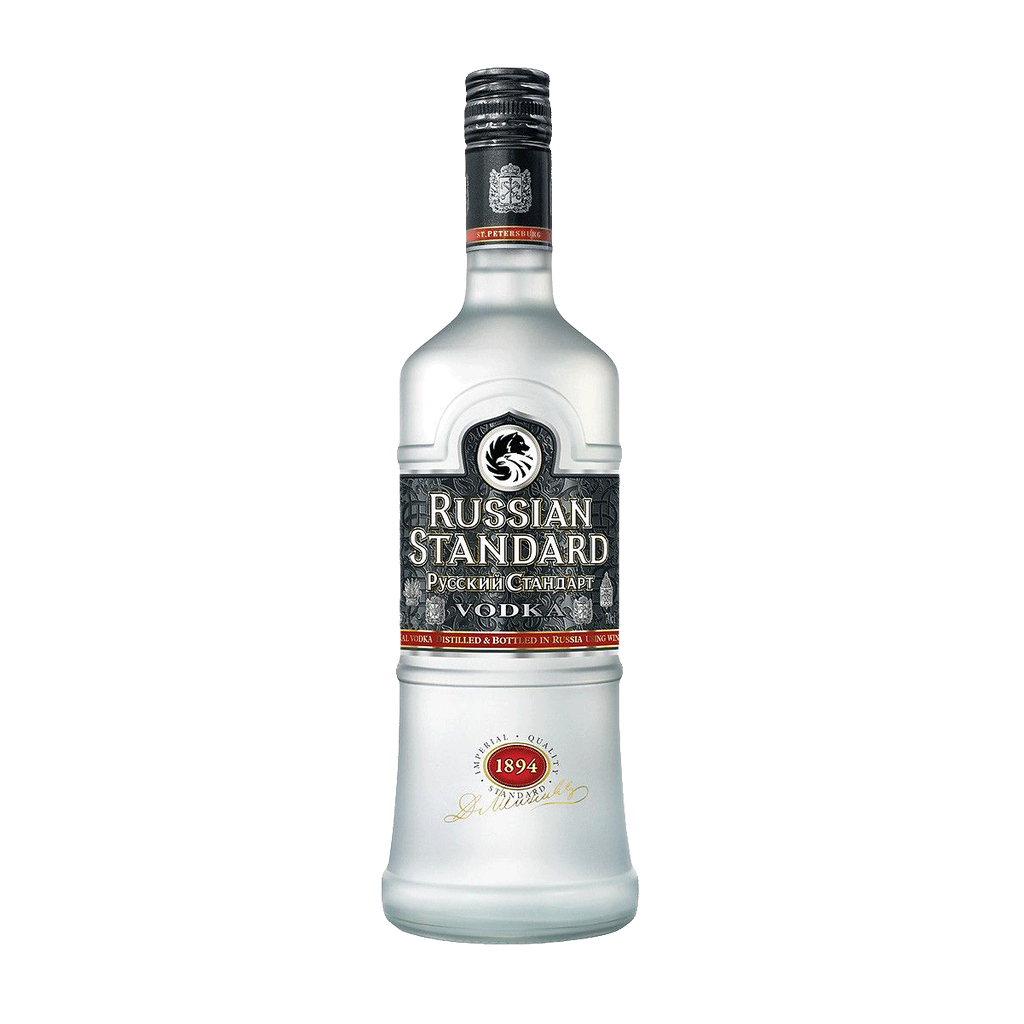 Spirits Russian Standard Original Vodka 1L