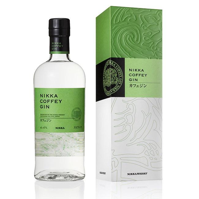Spirits Nikka Whisky Gin Coffey