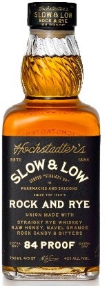 Spirits Hochstadters Slow & Low Rock and Rye