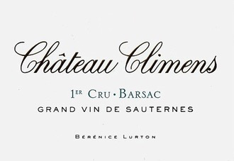 Wine Ch. Climens 2014