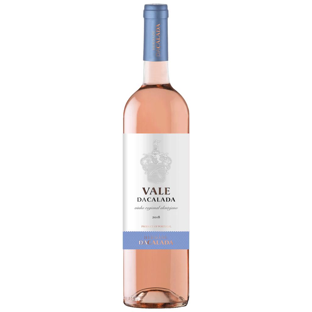 Wine Herdade Vale da Calada Rose 2018