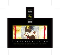 Wine Antico Borgo Fiano di Avellino Fiano 2018