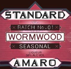 Spirits Standard Wormwood Spirits Amaro 375ml