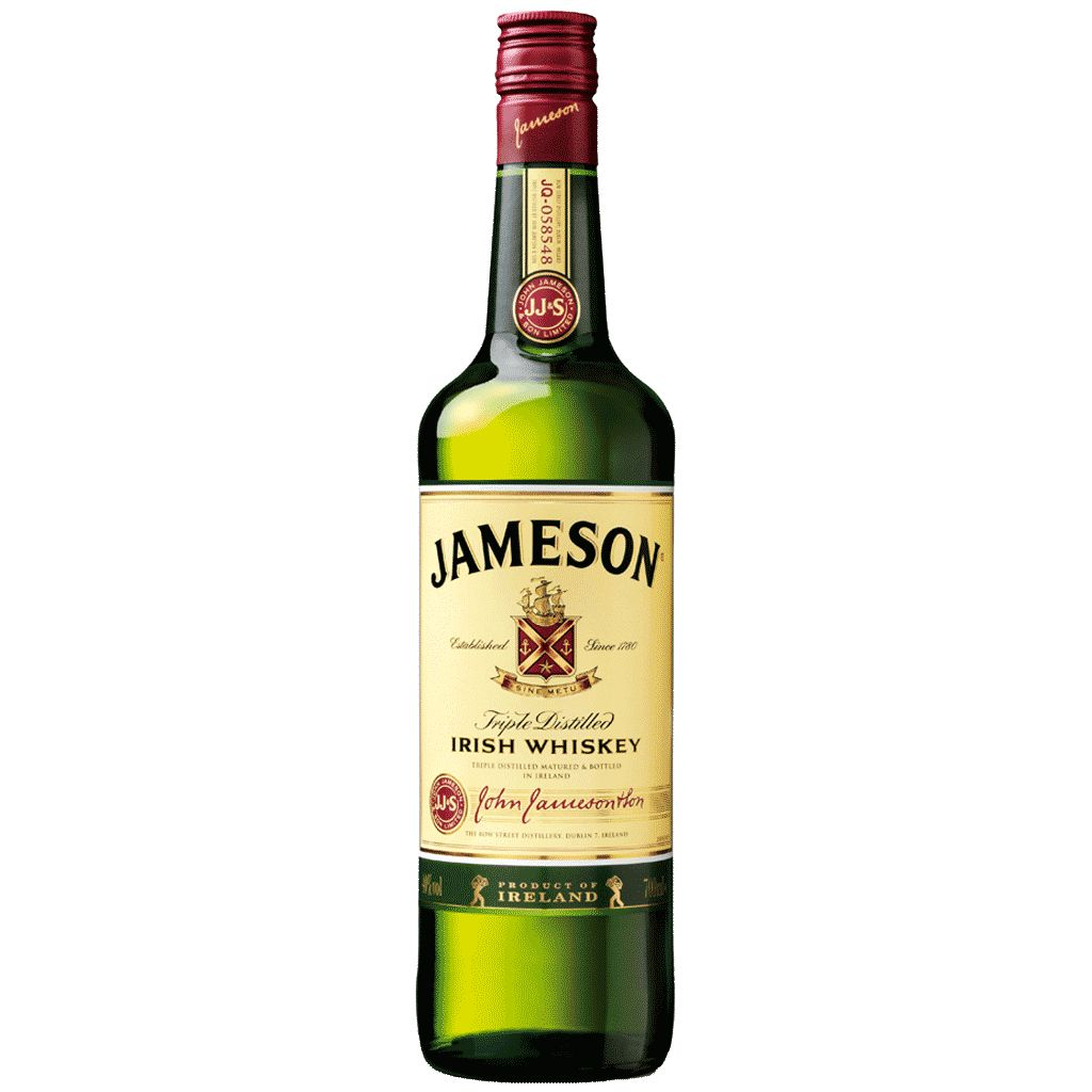 Spirits Jameson Irish Whiskey 375ML