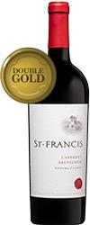 Wine St Francis Cabernet Sauvignon Sonoma County 2016