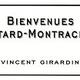 Wine VIncent Girardin Bienvenues Batard Montrachet Grand Cru 2015